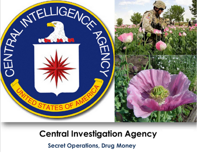 Secret operations,Drug money