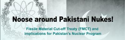 noose around Pakistani Nukes
