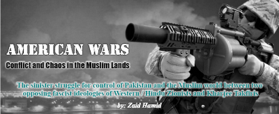 American Wars - Conflict and Chaos in Muslim lands